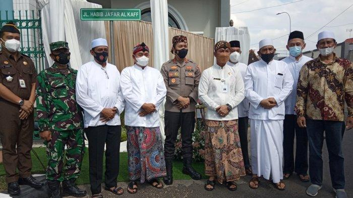 Nama Habib Jafar Al-Kaff Dicanangkan Jadi Nama Jalan di Kudus, Hartopo: Bagian Penghormatan Kami