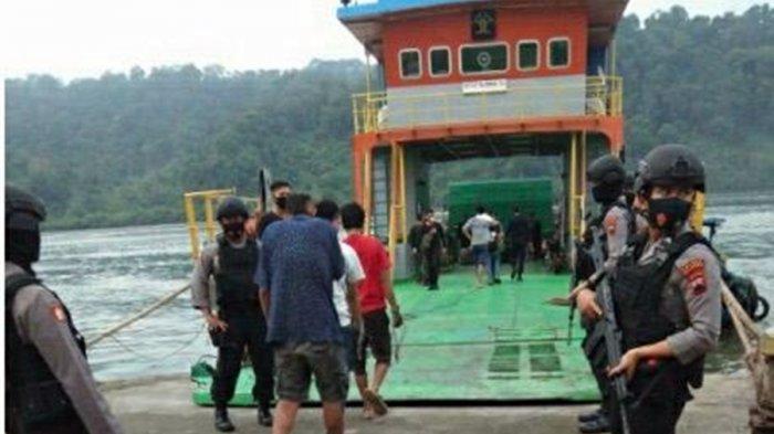Karena Sudah Over Kapasitas, 43 Napi Lapas Semarang Dipindah ke Nusakambangan Cilacap