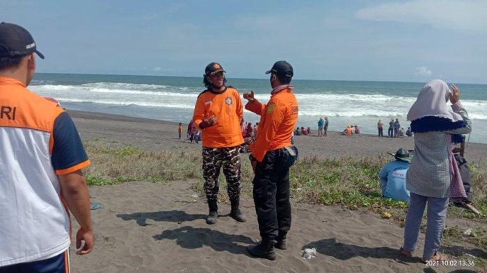 Dua Nelayan Hilang Terseret Ombak Pantai Sumberjati Kebumen, Begini Kronologisnya