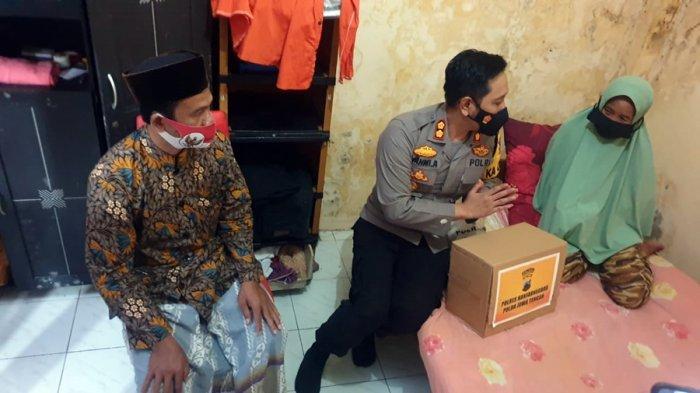 Gandeng Ponpes Alif Baa, Kapolres Banjarnegara Coba Berikan Pekerjaan Buat Nenek Diduga Pencopet