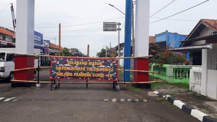 Teluk Penyu Cilacap Masih Jadi Idola Ngabuburit Warga, Padahal Jalan Masuk Sudah Ditutup