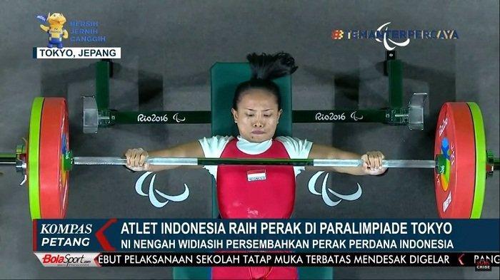 Selamat! Indonesia Kantongi Medali Pertama di Paralimpiade Tokyo, Disumbang Ni Nengah Widiasih