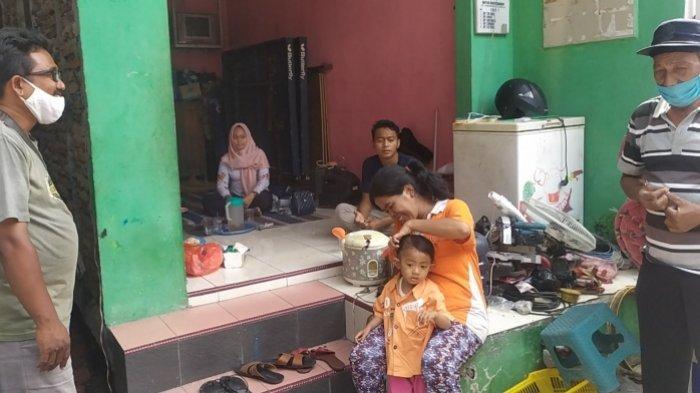 Hampir Terpanggang, Sekeluarga di Semarang Ini Selamat dari Kebakaran Berkat Gotong Royong Tetangga