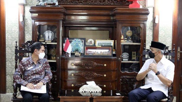 Ganjar Dukung Ombudsman Lakukan OTT Layanan Publik di Jateng