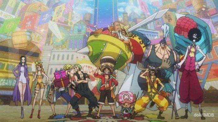 Terbit besok! Ini Spoiler One Piece 987: Dimulainya Pertarungan Kaido vs Red Scabbard