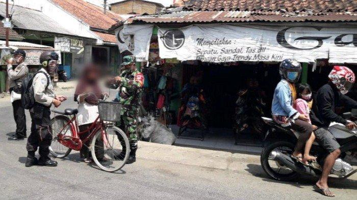 Terjaring Operasi Yustisia di Kebumen, Warga Tak Pakai Masker Disanksi Ajak 5 Orang untuk Patuhi 3M