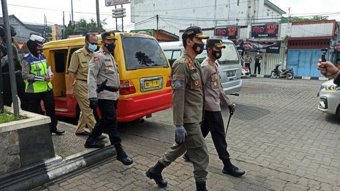 Hari Kelima PPKM Kabupaten Semarang, Petugas Gabungan Telah Bubarkan 71 Kegiatan Masyarakat