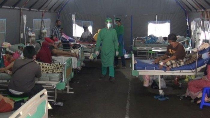 Kasus Covid-19 Melonjak, Ruang Isolasi Rumah Sakit di Kabupaten Tegal Juga Sudah Over Kapasitas