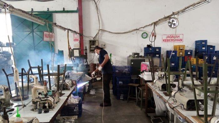 Update Klaster Pabrik Sepatu Jaten Karanganyar, Jumlah Karyawan Positif Covid-19 Menjadi 108 Orang