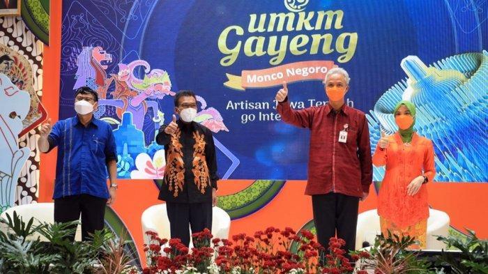 Produk UMKM Jateng Sudah Siap Masuk Pasar Internasional, Gubernur Ganjar Pranowo Beri Bukti Ini