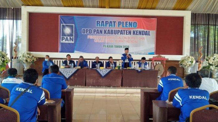 PAN Resmi Gabung PDIP dan PPP, Usung Tino-Mustamsikin di Pilkada Kabupaten Kendal