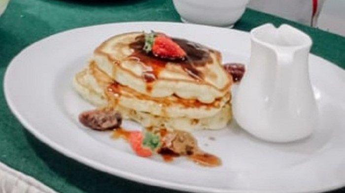 Resep Pancake Kurma, Praktis Dibuat untuk Menu Buka Puasa ataupun Sahur