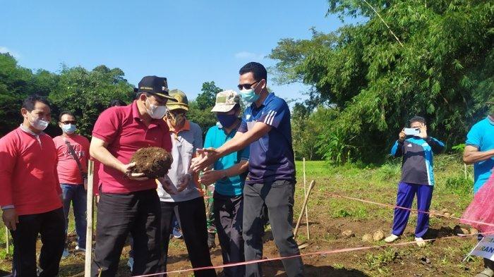 Porang Potensi Ekspor, Bupati Semarang Sebut Setahun Petani Bisa Hasilkan Seribu Ton