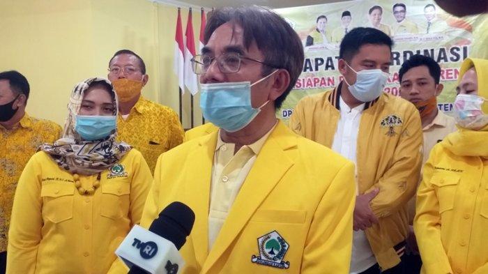 Ini Sikap Partai Golkar Jateng Pasca Wakil Ketua DPRD Kota Tegal Ditetapkan Tersangka