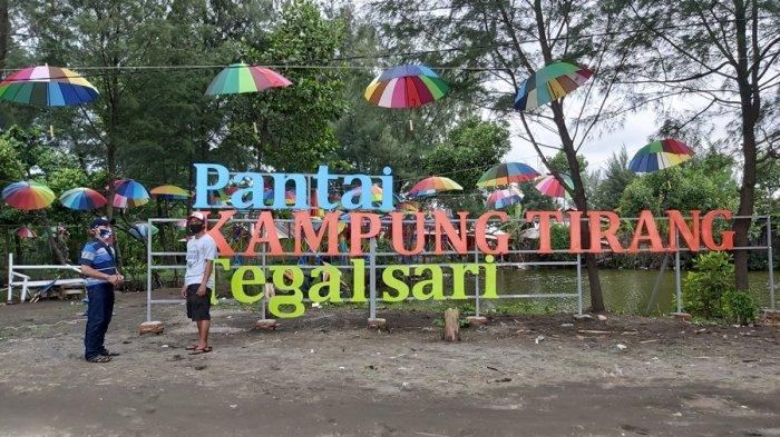 Warga Minta Pantai Kampung Tirang Tegalsari Jadi Wisata Baru di Kota Tegal