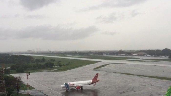 Sejumlah Jadwal Penerbangan di Bandara Adi Soemarmo Terdampak Hujan Abu Erupsi Merapi