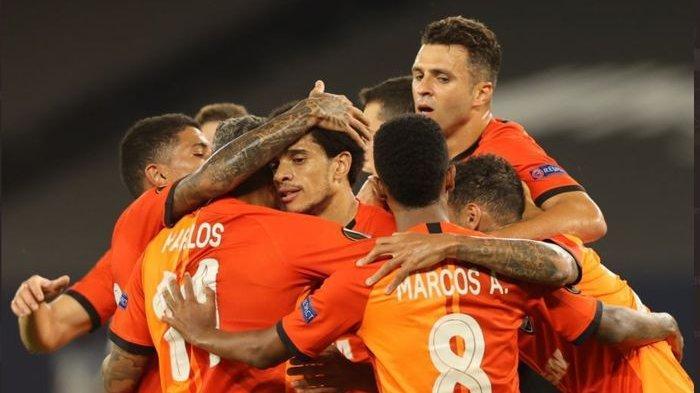 Libas Basel 4-1, Shakhtar Maju ke Semifinal Liga Europa. Siap Tantang Inter Milan