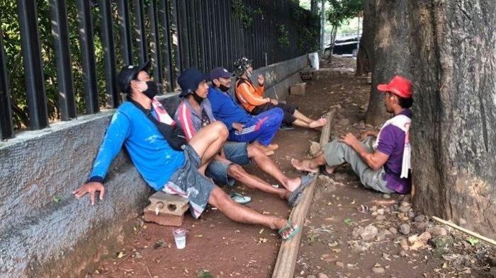 Kisah Tukang Gali Harian Asal Brebes: Dari Buruh Tani Hingga Nunggu Order di Pinggir Jalan Jakarta