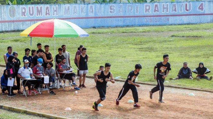 335 Atlet Asal Banjarnegara Jalani Tes Parameter, Ahong: Cek Kondisi Fisik dan Kebugaran Mereka
