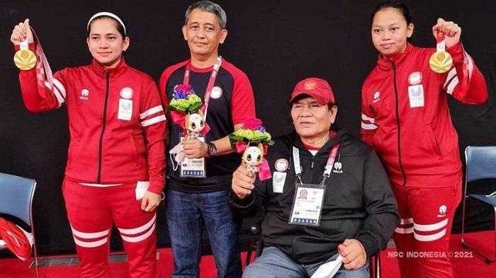 Ganda Putri Leani/Khalimatus Sumbang Emas, Sementara Indonesia Kantongi 6 Medali Paralimpiade Tokyo