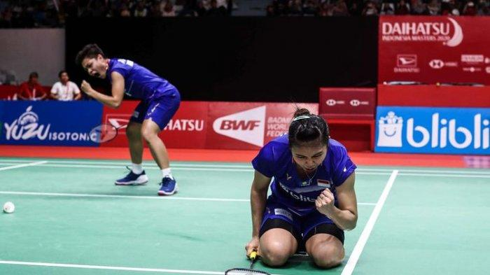 Tantang Denmark Siang Ini, Indonesia Bersaing Jadi Juara Grup C Piala Sudirman
