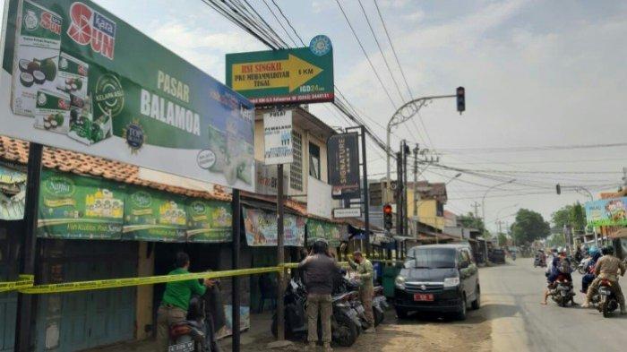 18 Pedagang Pasar Balamoa Positif Covid-19, Total 4 Pasar di Kabupaten Tegal Ditemukan Kasus Corona