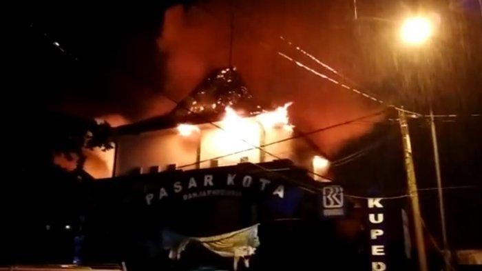 5 Berita Populer: 9 Remaja Tertangkap Ngamar di Hotel di Cepu-Kebakaran Pasar Induk Banjarnegara