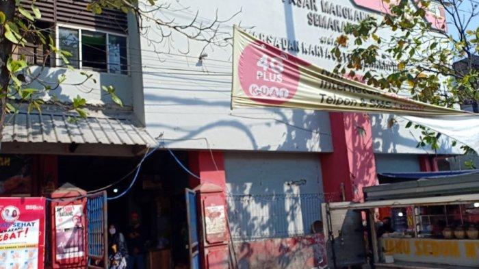Pasar Mangkang Semarang Ditutup Tiga Hari, Disdag: Hasil Swab Test, Pedagang Positif Covid-19