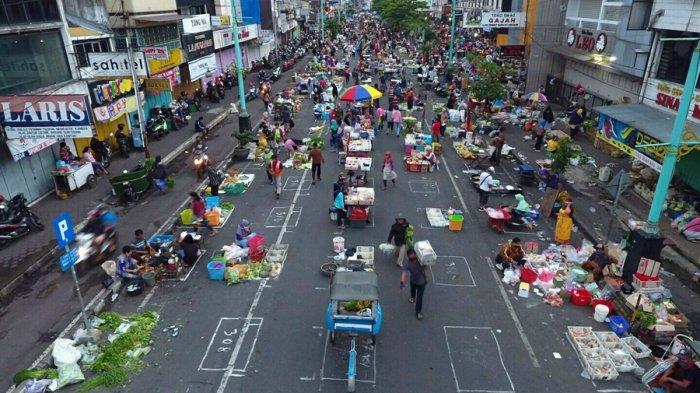 Cegah Penyebaran Covid di Pasar, Pemkot Salatiga Terapkan Kebijakan 4 Hari Buka 1 Hari Tutup