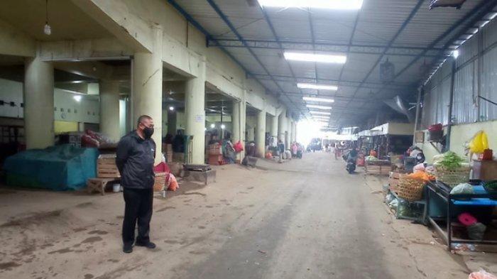 Mayoritas Pedagang Pasar di Karanganyar Pilih Tidak Berjualan, Totok: Tak Tahu Alasan Persisnya