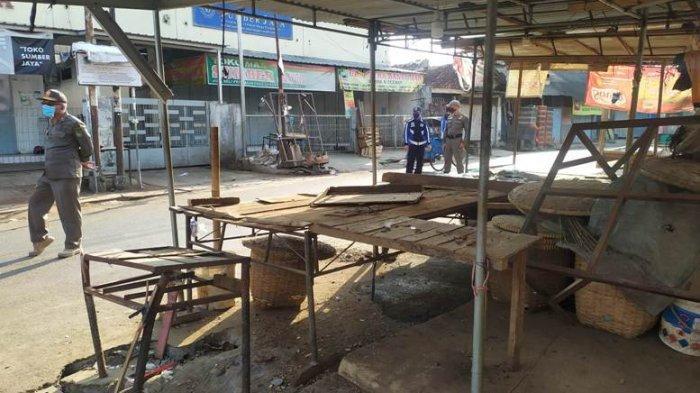 Hari Ini Pasar Wage Purwokerto Kembali Dibuka Seusai 391 Pedagang Jalani Tes Swab