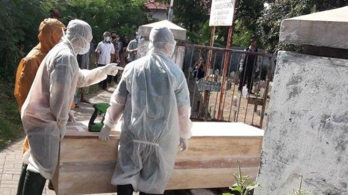 Angka Kematian Karena Covid-19 Bertambah Satu di Kota Tegal, Sudah Sepekan di RSUD Kardinah