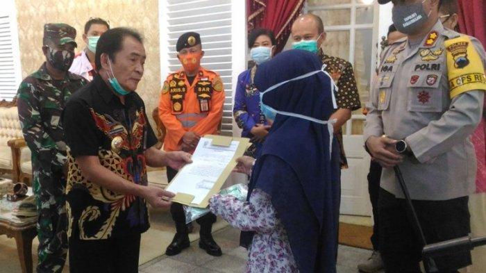 Dituduh Tolak Bansos Pemprov Jateng, Bupati Banjarnegara: Jangan Asal Ngomong