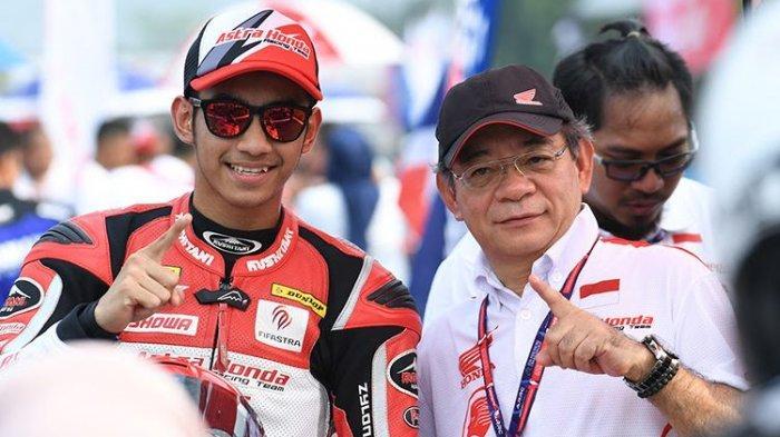Terlibat Kecelakaan, Pebalap Indonesia Andi Gilang Gagal Finis di Balapan Moto2 Austria 2020