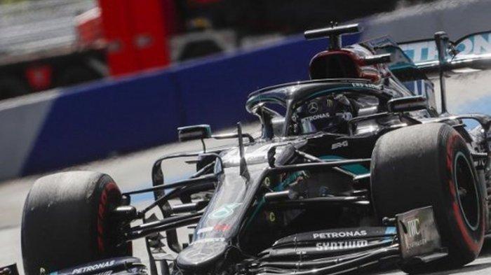 Lewis Hamilton Tercepat di Kualifikasi F1 GP Belgia, Urutan Kedua Ditempati Valtteri Bottas