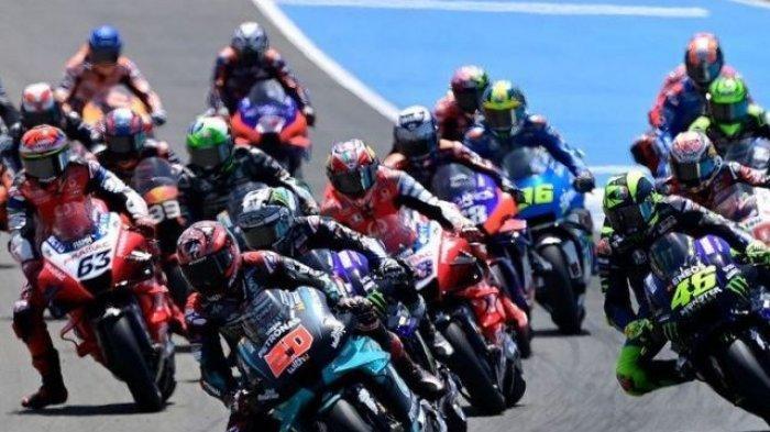Rossi Gagal Naik Podium Ke-200, Brad Binder Menangi MotoGP Republik Ceska 2020