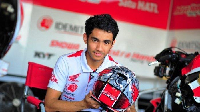 Tak Bisa Bersaing di Moto2, Pebalap Indonesia Andi Gilang Harus Turun Kasta ke Moto3 di MotoGP 2021