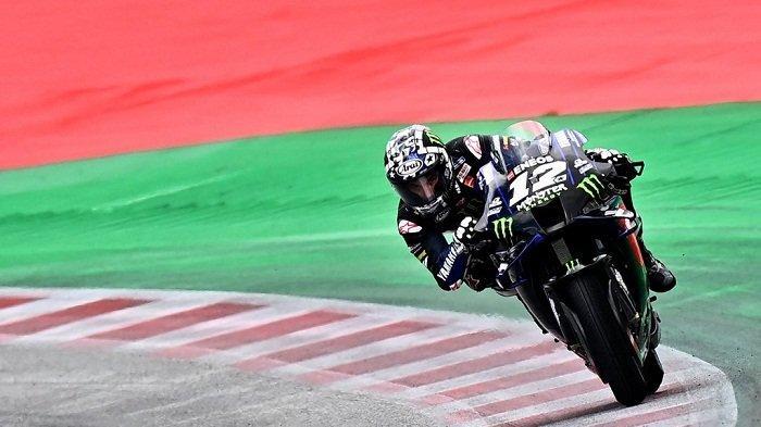 Yamaha Coret Vinales dari MotoGP, Buntut Motor Mogok di Sirkuit Red Bull Ring