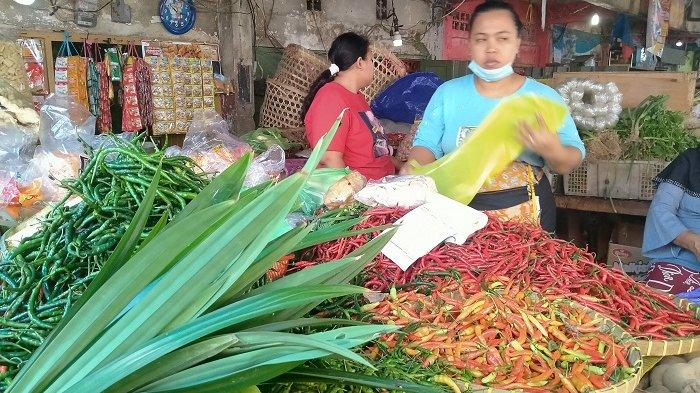 Harga Cabai di Kota Semarang Anjlok, Tinggal Rp 15 Ribu Per Kg. Pedagang: Murahnya Terlalu