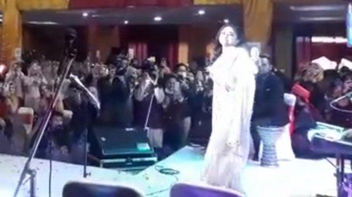Dewi Persik Manggung Tanpa Prokes di Kaliwungu Kudus Viral, Bupati: Polisi Panggil Penyelenggara