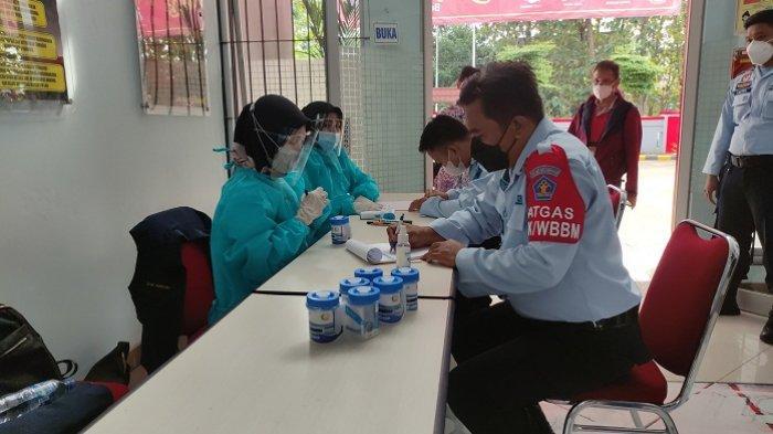 99 Pegawai Lapas Purwokerto Jalani Tes Urin, Imbas Seorang Pegawai Ditangkap lantaran Miliki Sabu