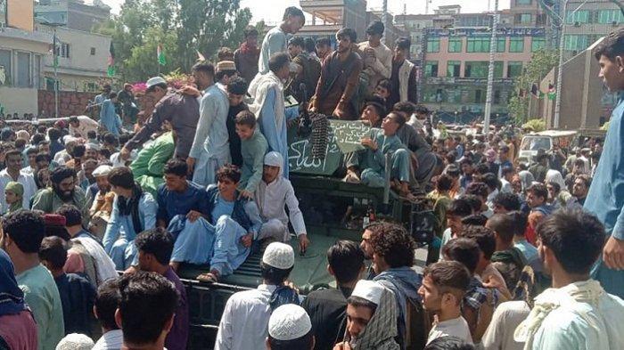Taliban Klaim Perang di Afghanistan Berakhir, Segera Umumkan Pemerintahan dan Rezim Baru