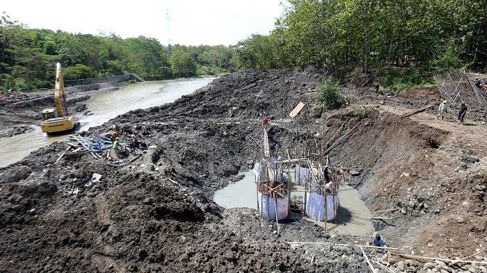 Wali Kota Semarang Hendi Sedih, Pengerjaan Jembatan Kaca Tinjomoyo Mleset dari Jadwal