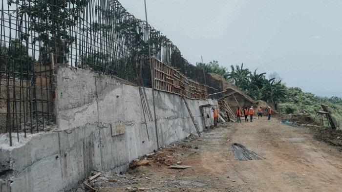Persiapan Datangnya Musim Hujan, Pemkab Kendal Kebut Pembangunan Tanggul Sungai Bodri di Desa Lanji