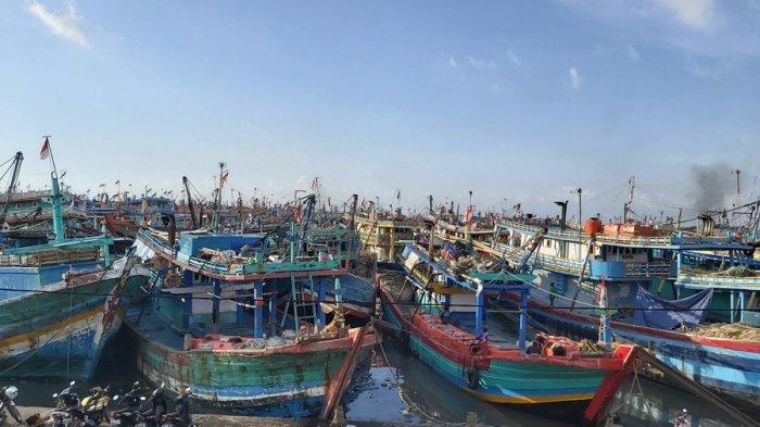 Persoalan Klasik Tahunan di Pelabuhan Tegalsari Tegal, Over Kapasitas Saat Lebaran