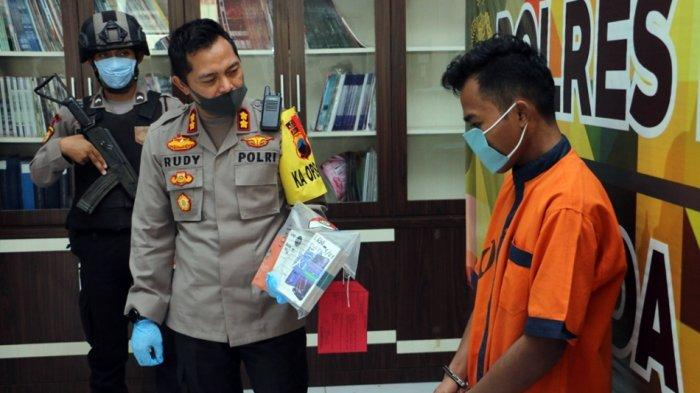 SN Sudah Amati Konter Berhari-hari di Kebumen, Handphone Hasil Curian Disimpan di Kandang Sapi