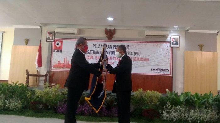 Selamat Kepada Dosen Teknik Sipil Polines Semarang, T Herry Ludiro Wahyono Jadi Ketua PII Jateng