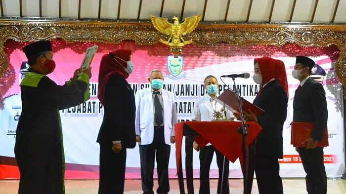 Herni Sulasti Dilantik sebagai Sekda Purbalingga, Diminta Fokus APBD dan Buat Mal Pelayanan Publik