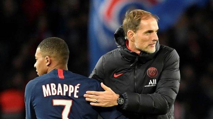 Kylian Mbappe Terancam Gagal Berlabuh di Real Madrid, Thomas Tuchel Dipecat PSG