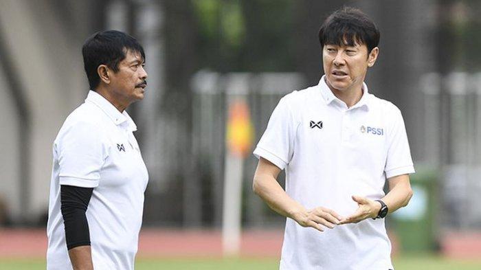 Konflik PSSI-Shin Tae Yong Reda, Timnas Tetap Dilatih Pria Korea Selatan